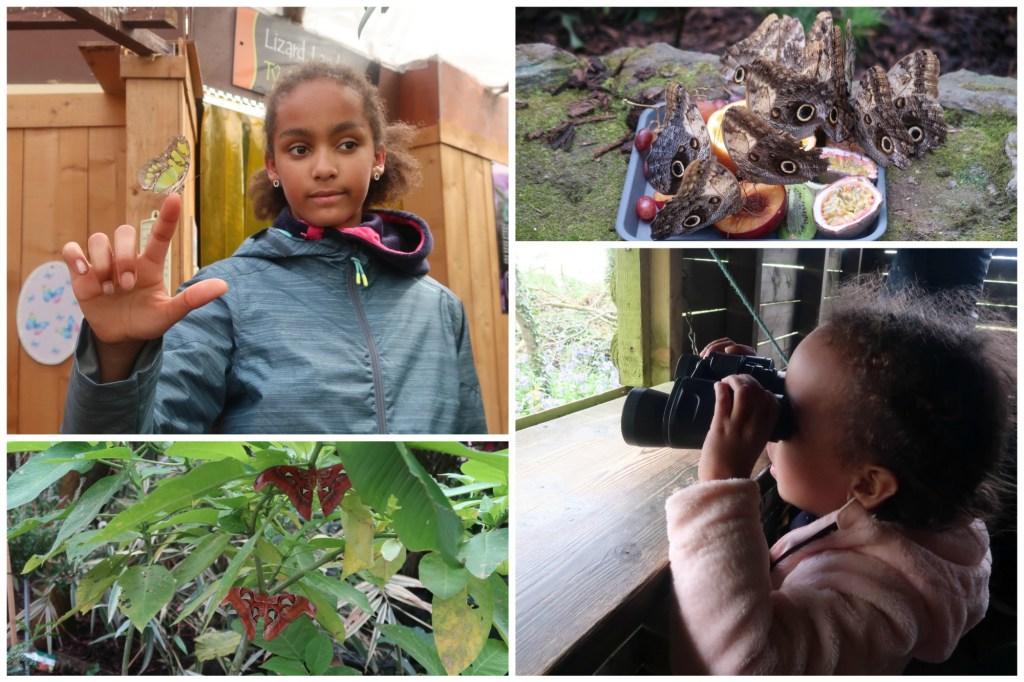 Pili Palas Wales bezoeken met kinderen