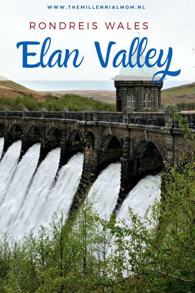 Elan Valley waterreservoirs