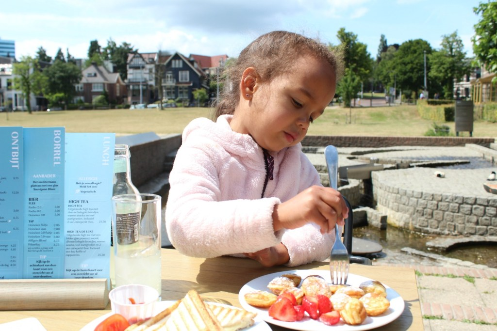 Waterspeelplaats Grand Cafe Aan de Beek