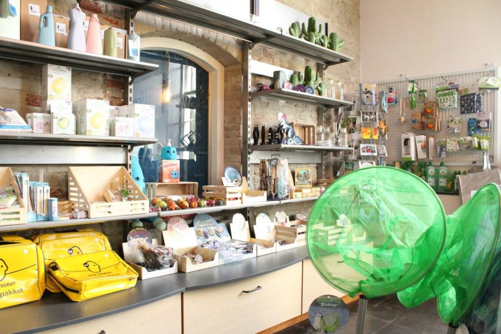 souvenirwinkel watermuseum