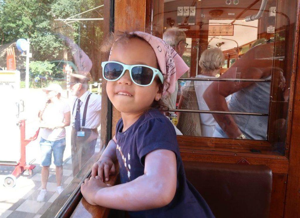 tram Openluchtmuseum toegankelijk voor rolstoel