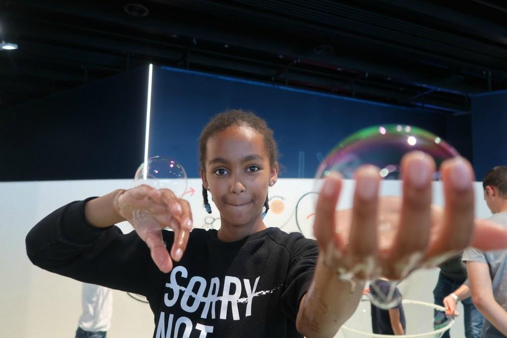 Bubblearium Experimentarium Kopenhagen (1)