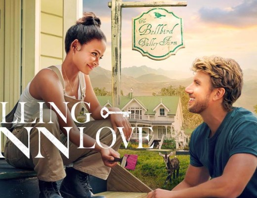 Falling-inn-Love-Netflix-The Millennial Mom