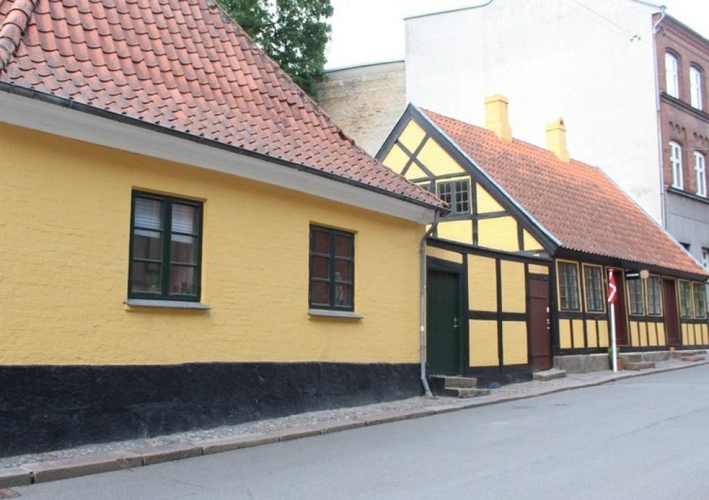 Hans Christian Andersen geboortehuis