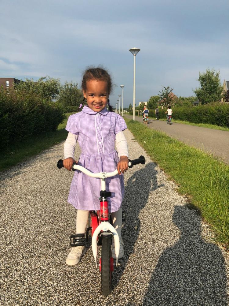 ervaringen loopfiets leren fietsen
