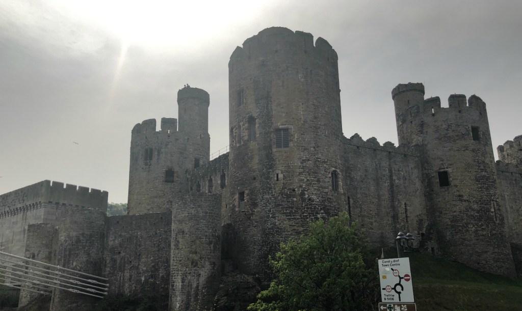 Conwy Castle The Millennial Mom