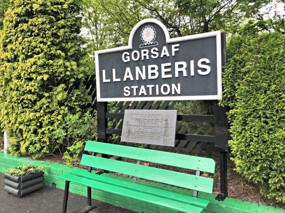Llanberis Station Snowdonia