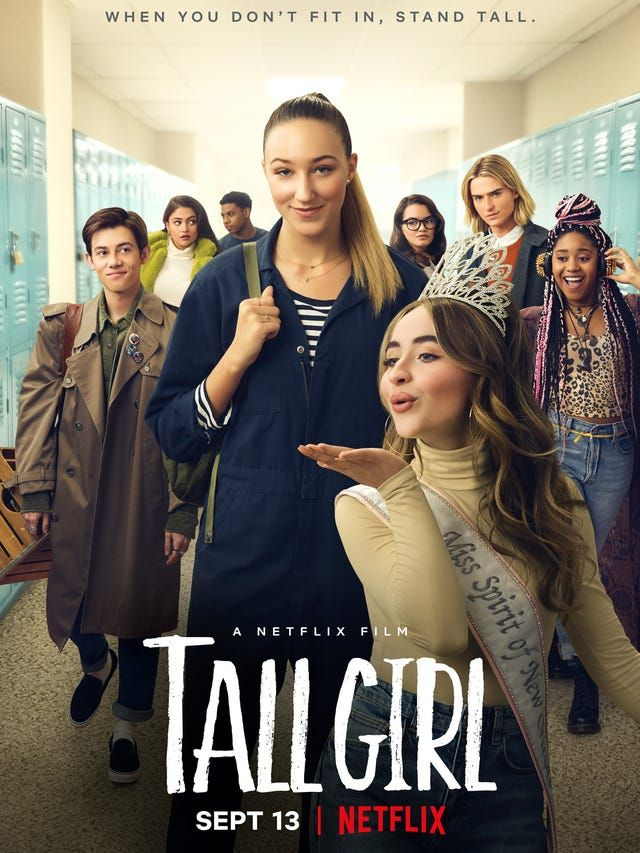 Tall Girl Netflix- review- The Millennial Mom