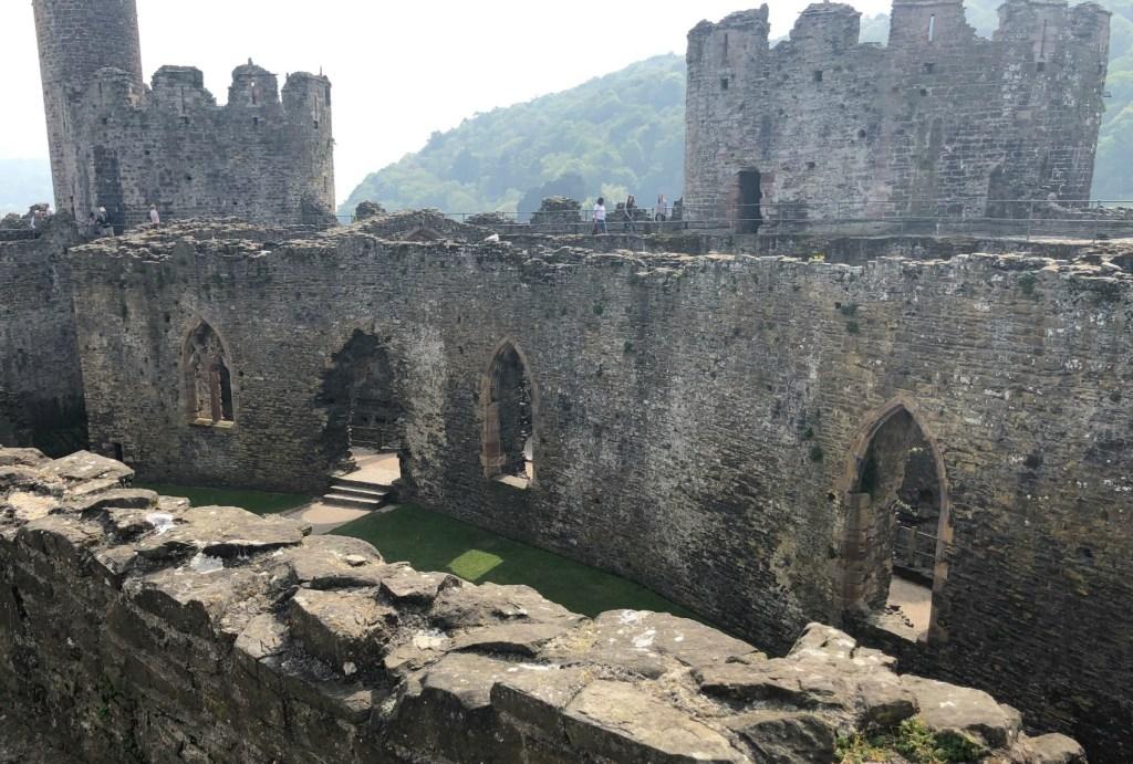 alles wat je moet weten voor een bezoek aan Conwy Castle met kinderen
