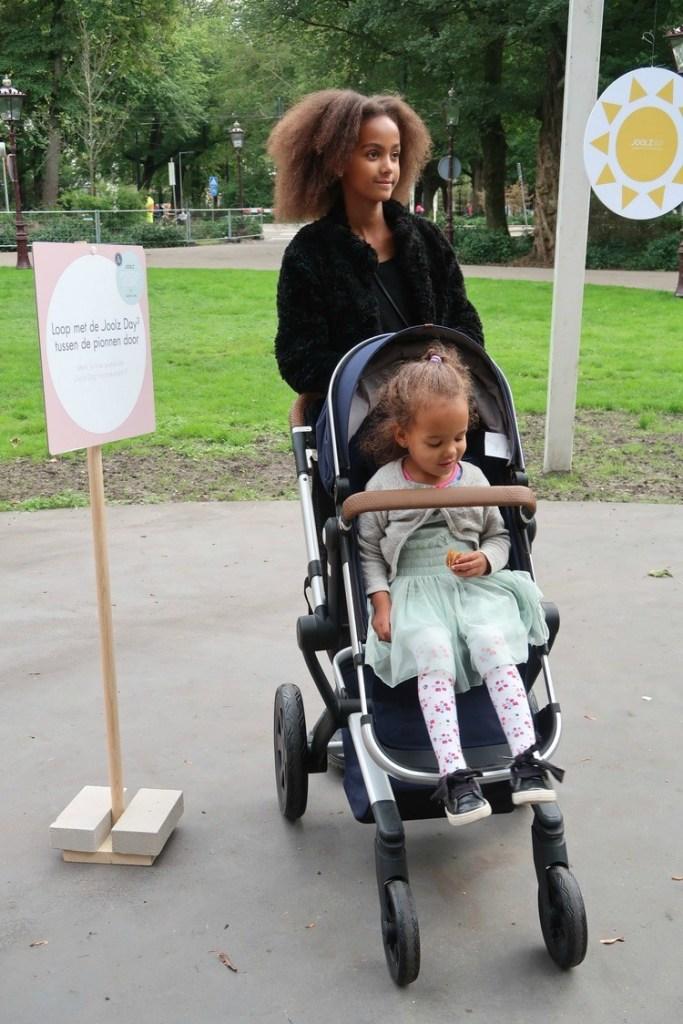 Bijzonderheden Joolz Day 3 kinderwagen