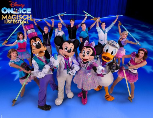 Disney on ice bloggers winactie 2019_The millennial mom