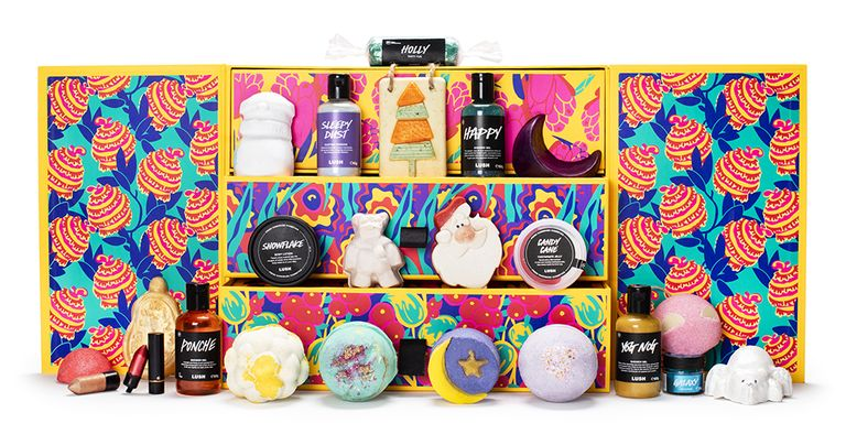 Lush Beauty advent kalender_the millennial Mom