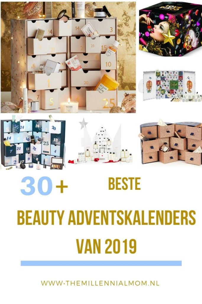 beste beauty adventskalenders van 2019