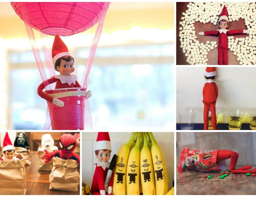 25 kindvriendelijke Elf on the shelf inspiratie