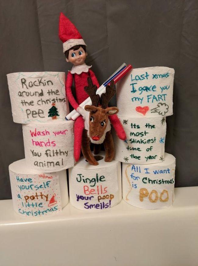 Elf-on the shelf_inspiratie badkamer
