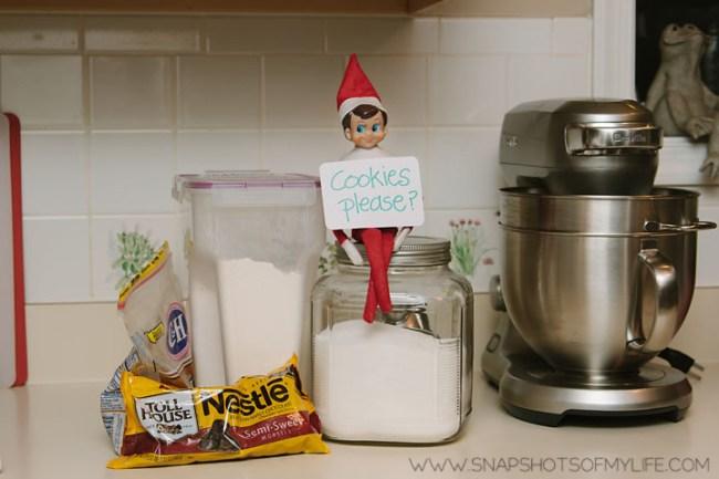 leuke kindvriendelijke elf on the shelf inspiratie