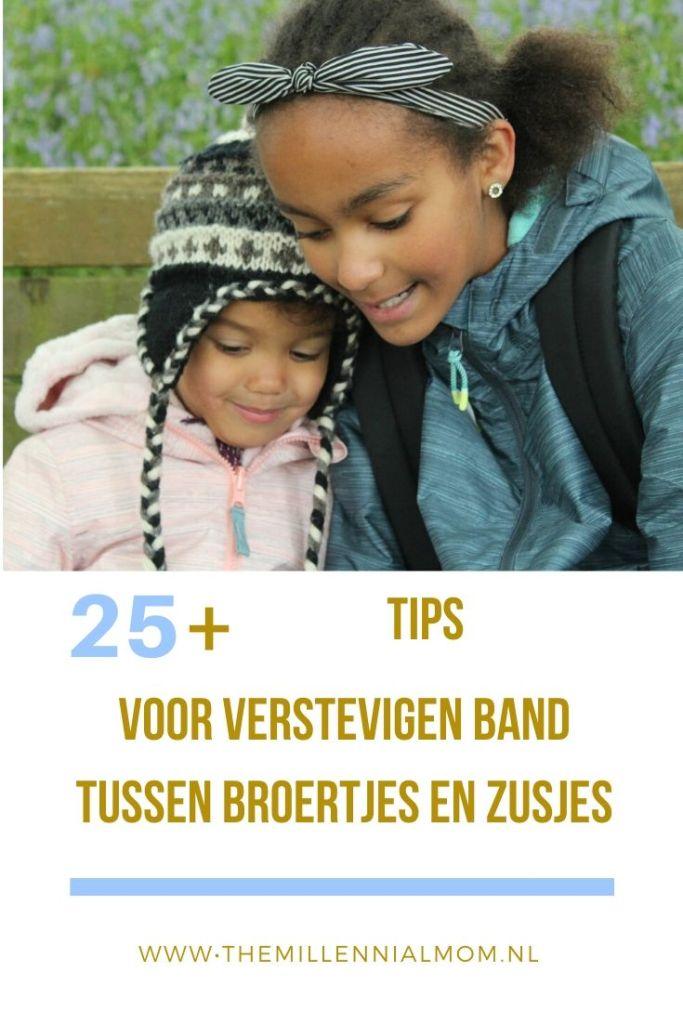 25 tips voor verstevigen onderlinge band