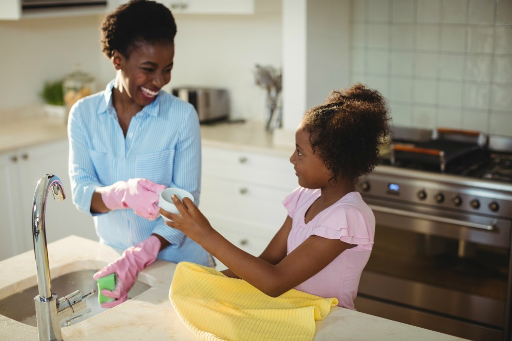 productieve gewoontes voor een moeder