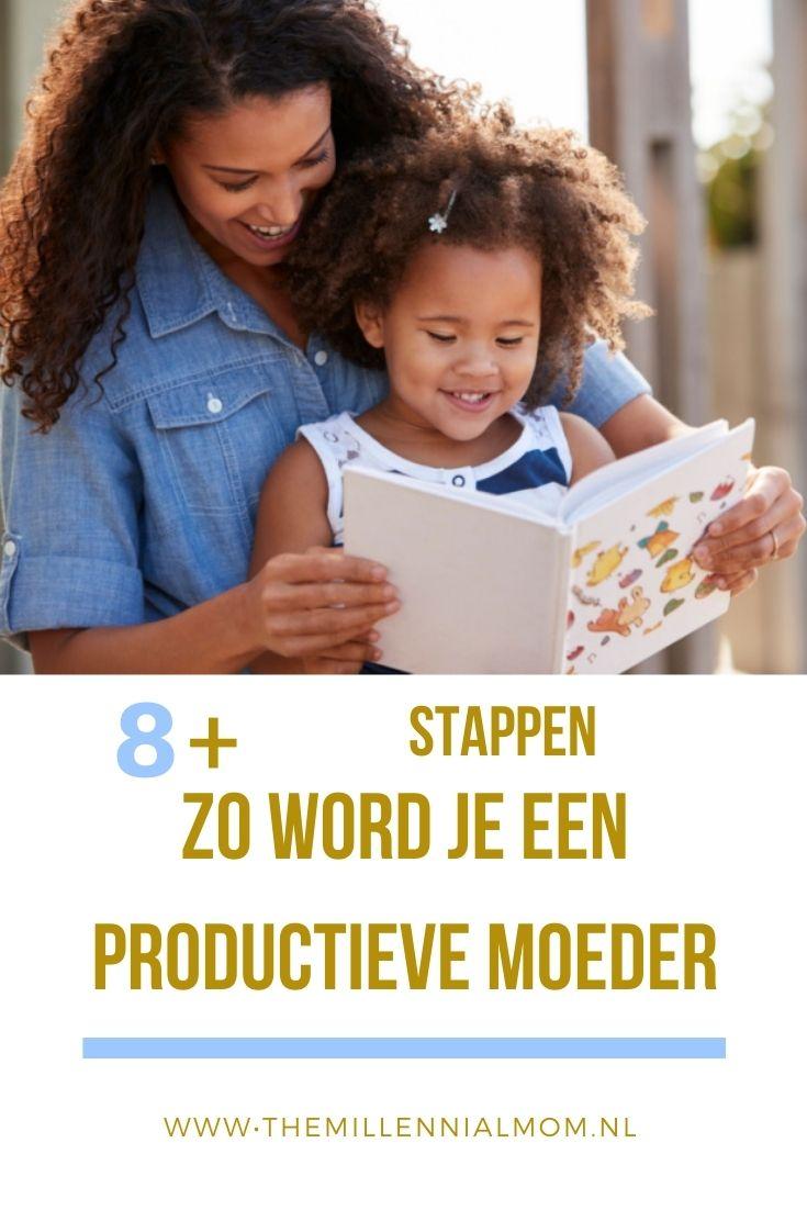 productiever-worden-moeders-themillennialmom