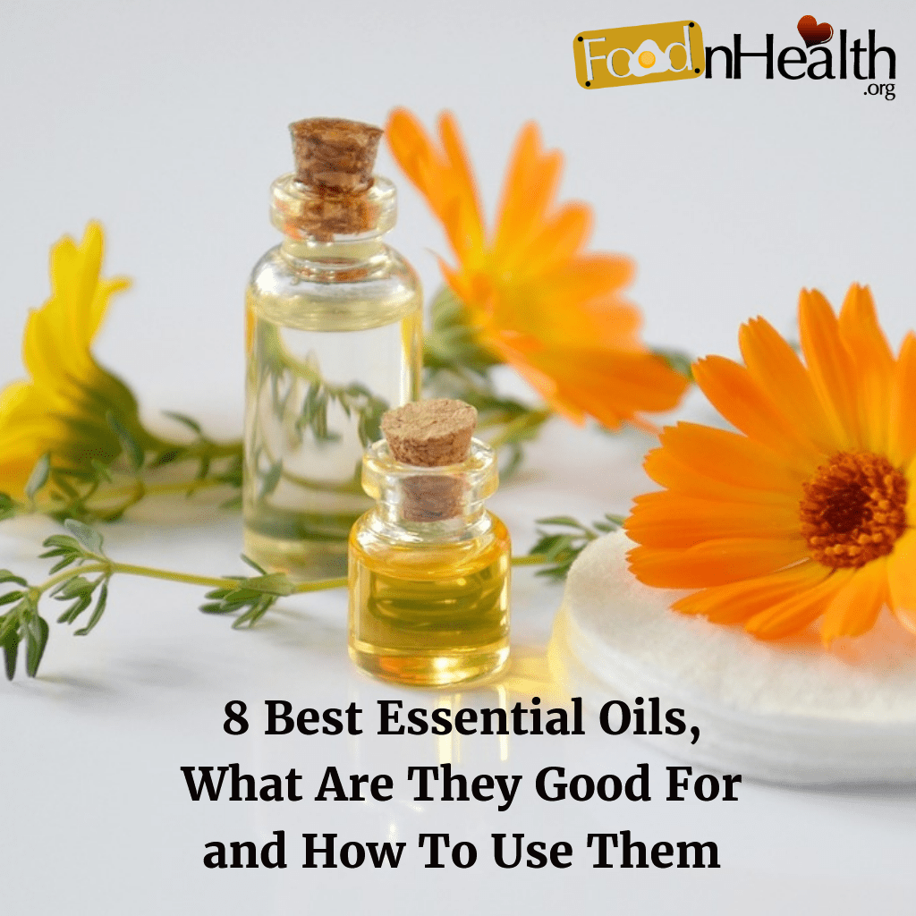 Read more about the article 8 Best Essential Oils, and Their Uses