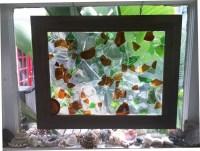 Sea Glass Art goodie goodie goodie