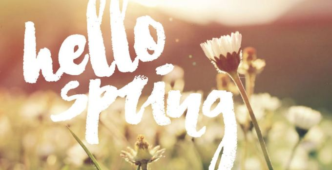 Spring Instagram Captions
