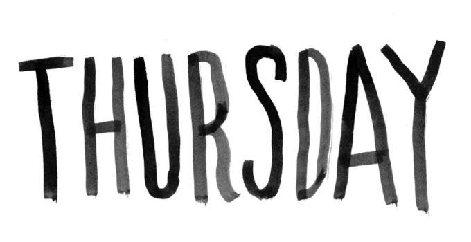 Thursday Instagram Captions