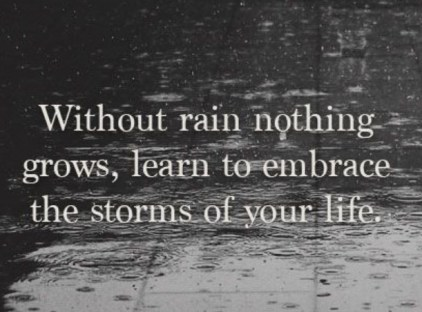 Best Rain Quotes for Instagram Post