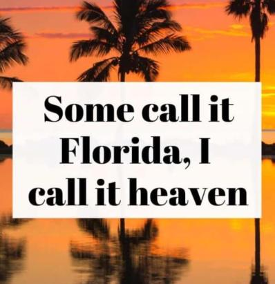 Best Florida Quotes for Instagram Captions