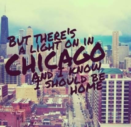 Chicago Instagram Captions