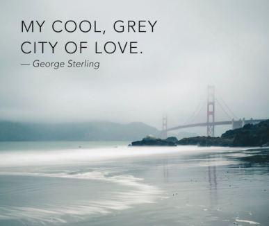 Best San Francisco Quotes