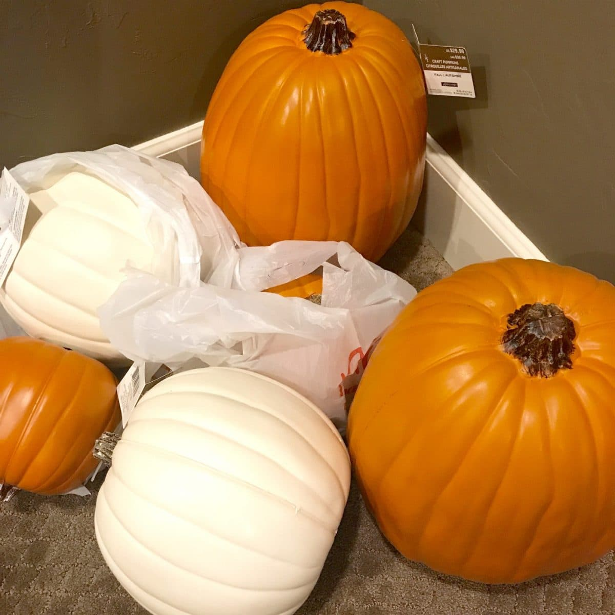 6 Craft Pumpkin Ideas For Fall Good In The Simple