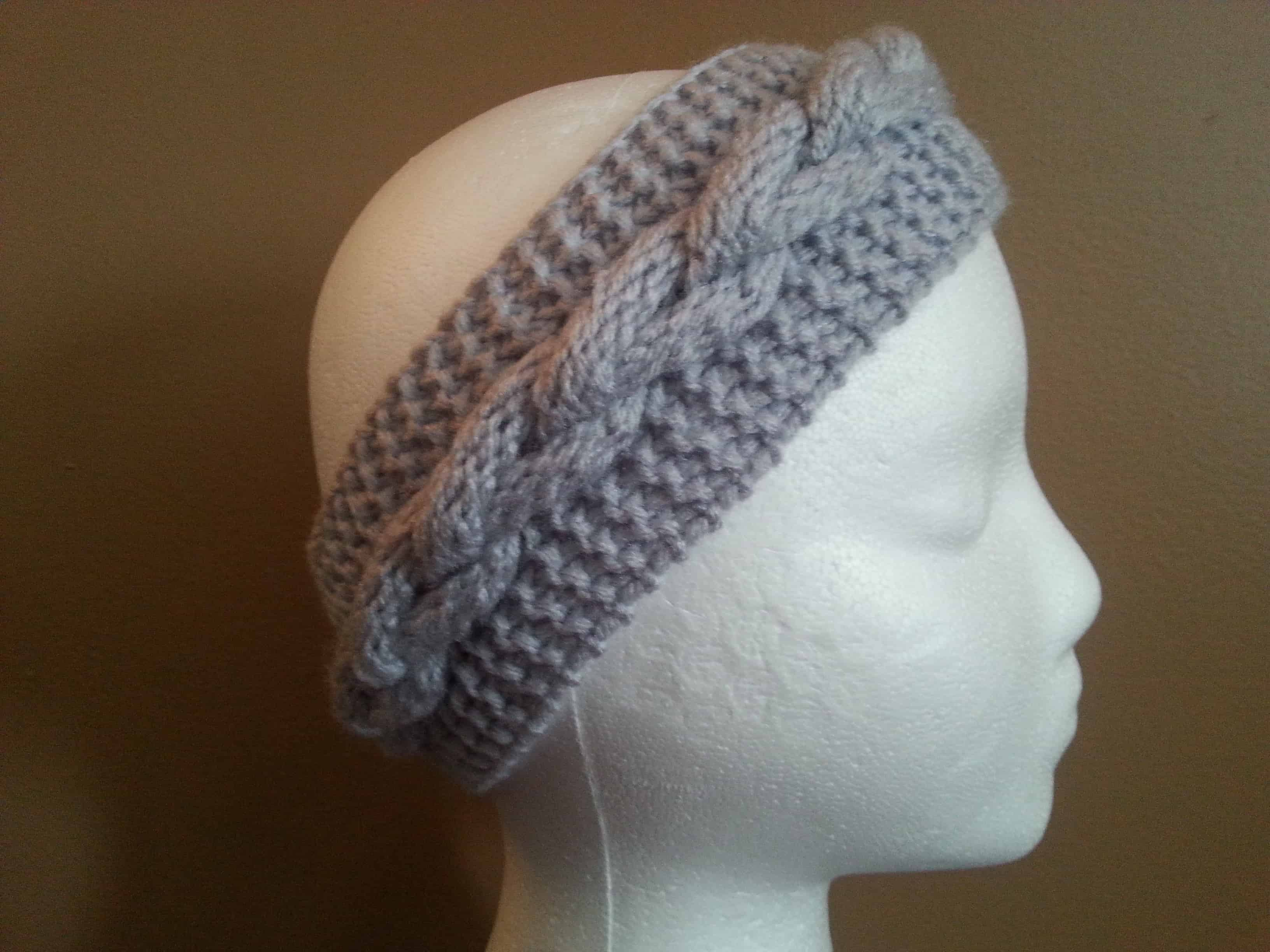 Faux Braid Pattern | Loom Knit - GoodKnit Kisses