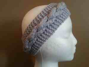 Faux Braid Headband