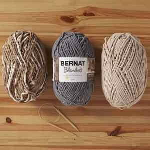 2017 Bernat Blanket Stitch Along Clue 1