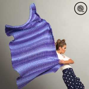 What Can You Make With Loops Yarn Loops Blanket