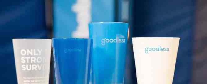 Goodless Smart Cups