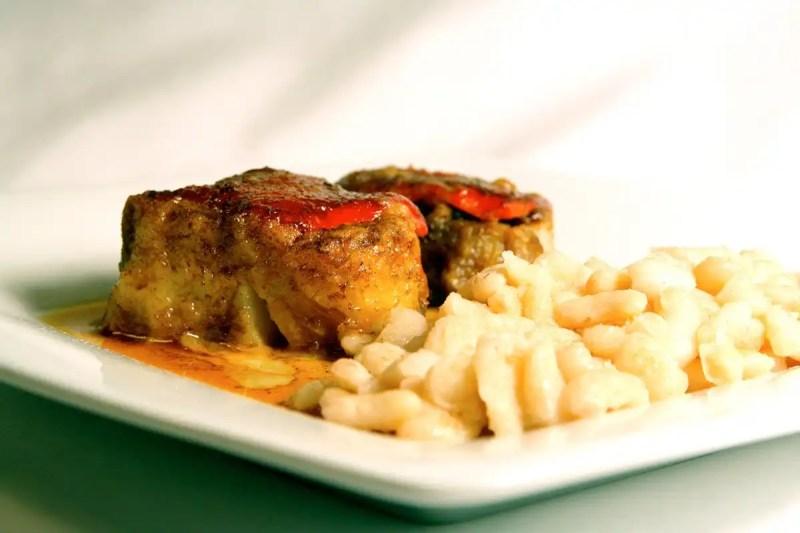 Bacalla a la llauna - Restaurant Gaig
