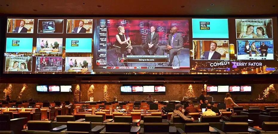 Pick 6Las Vegas Sports Books to Bet On  GoodLifeRe
