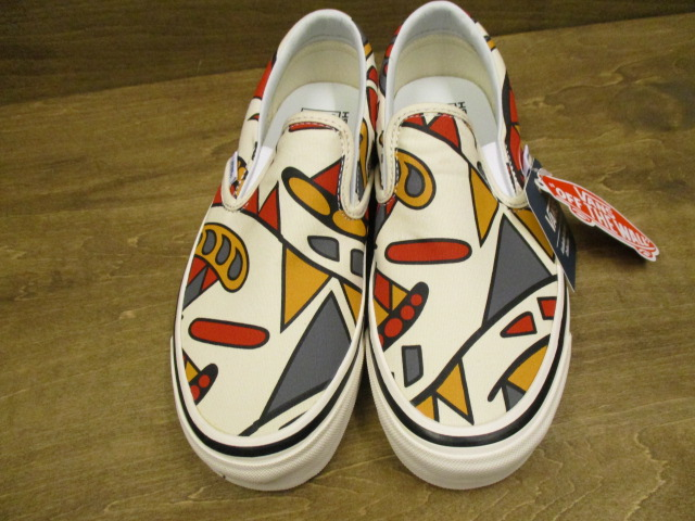 VANS Slip-on98Dx 入荷