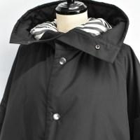 UJOH / Hood Flare Coat