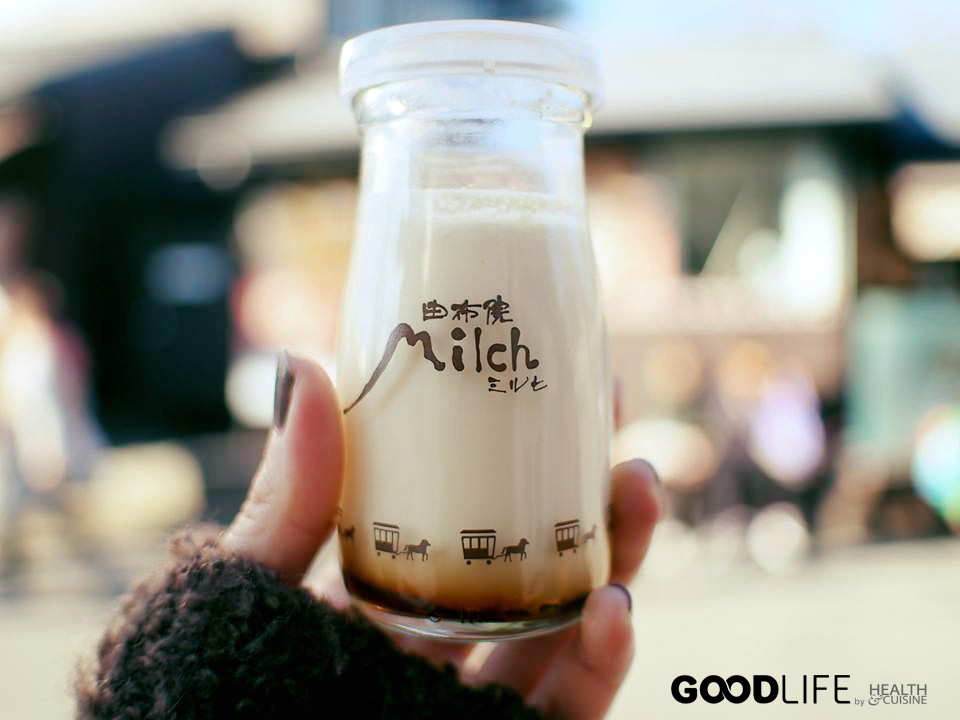 milch cheesecup yufuin