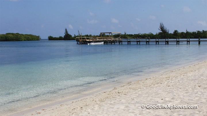 Turquoise Bay Resort Dock