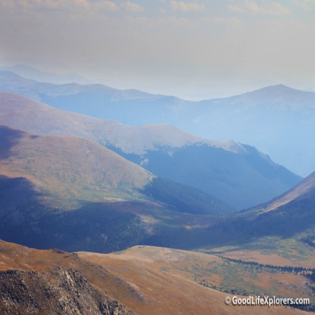 Mt. Evans Landscape
