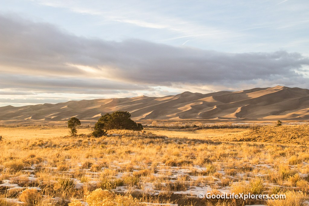 Great Sand Dunes of Colorado
