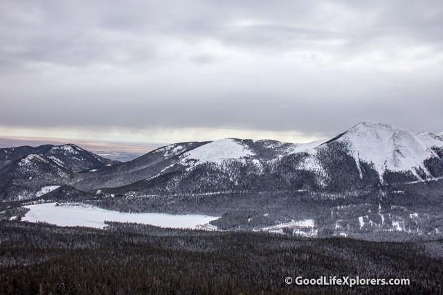 Pike's Peak Colorado
