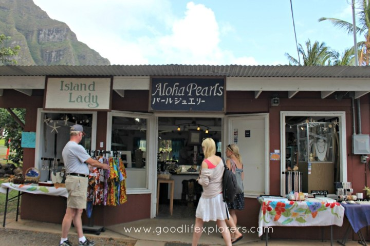 East coast, oahu, hawaii, kualoa, vendor, travel, blog, travelblog