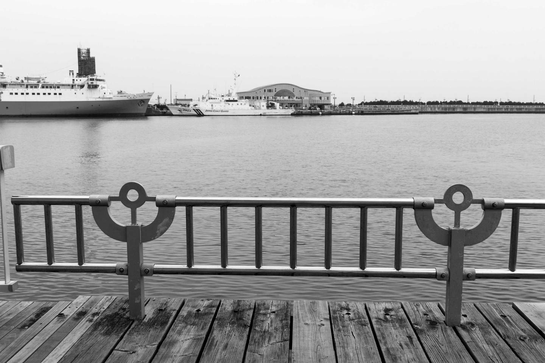 Dockyard in Aomori Japan