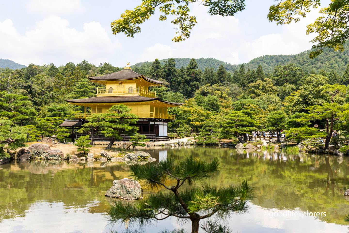 Japan; kyoto; Arashiyama; Kinkaku-ji; Fushimi- Inari; Temple; tourism; attraction; travel, tori, red gates,3 Places You Must Visit Near Kyoto