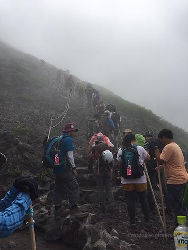 Mount Fuji, Mt. Fuji. Fuji-san, Fujinawa, Japan, Asia, Travel, Mountain, hiking, climbing, hike, trail, solo, female, outdoor